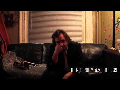 Artist interview with Willy Mason at The Red Room @ Cafe 939