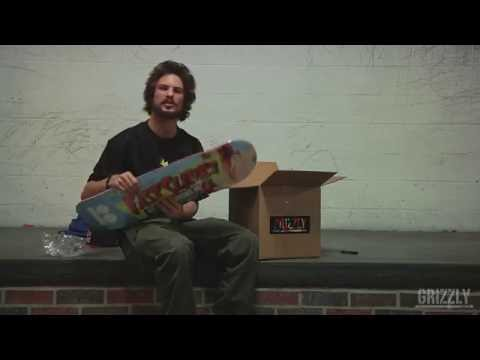Torey Pudwill mystery box video
