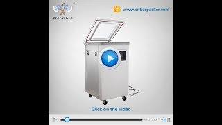 DZ400 Stand vacuum packing machine