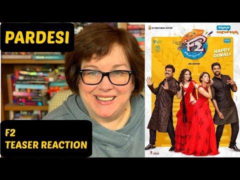 F2 Teaser Reaction | Venkatesh | Varun Tej