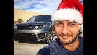 Range Rover Sport SVR 2017 - Detalles en vivo