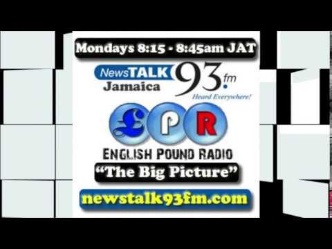 Pt.2 - NewsTalk 93fm Jamaica and English Pound Radio interviews King Tubbys Dub engineer