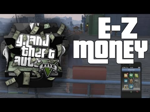 GTA 5 EASY MONEY in Stock Market! (GTA V)