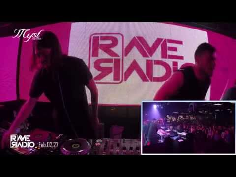 Rave Radio Live at Club Myst - 20150227