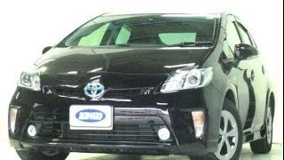 2012 Toyota Prius 1.8S ZVW30 JDM (Vehicle sold out on Dec. 27th, 2013)