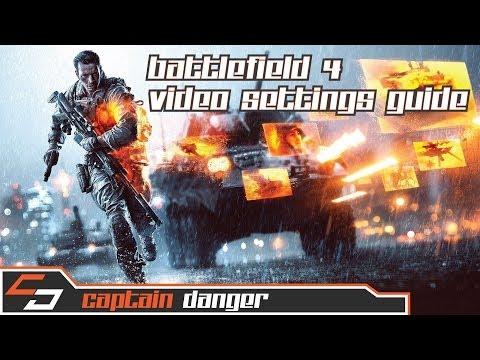 Battlefield 4  Video Settings Guide