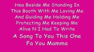 "Webbie Video - Webbie-""Mamma"" Lyrics"