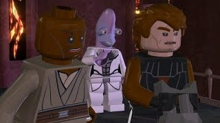 LEGO Star Wars III: The Clone Wars Walkthrough - Part 20 - The Zillo Beast