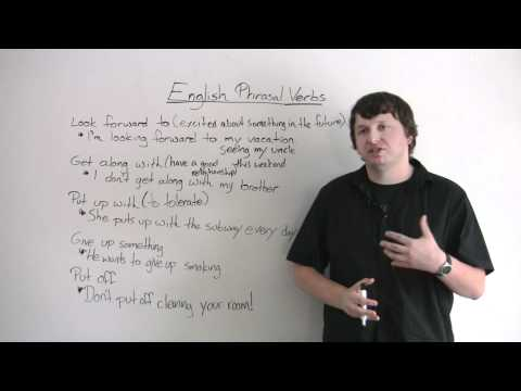 5 Important Phrasal Verbs for English Learners