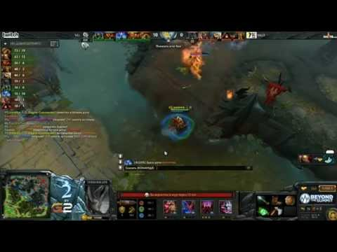 VG vs HGT, The Summit 2 China, Day 7, Game 3