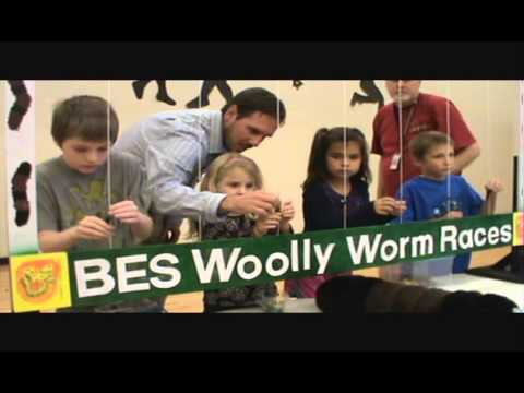 woolly worm races banner elk school in banner elk nc held woolly worm