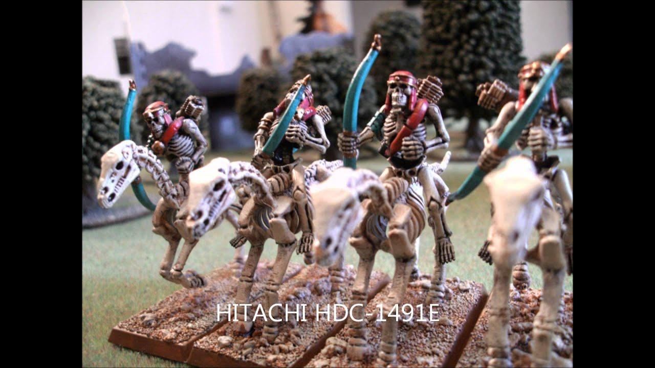 Tomb King Archers Tomb Kings Army Tactics