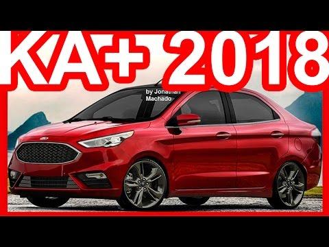 2018 ford ka.  ford 0218 photoshop ford ka sedan 2018 facelift ka throughout ford ka