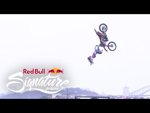Red Bull Signature Series - X-Fighters Sydney 2012 FULL TV EPISODE 19