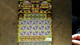 Florida lottery scratchoff #6234