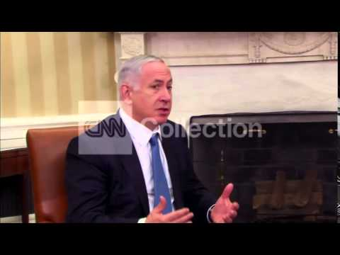 NETANYAHU - THERE'S A NEW MIDDLE EAST