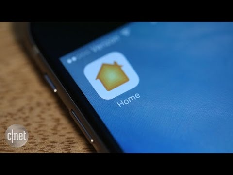 Taking a tour of Apple's Home app