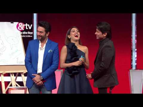 Drawing Competition On The Voice India Kids  | Moments | The Voice India Kids | Sat- Sun 9 PM