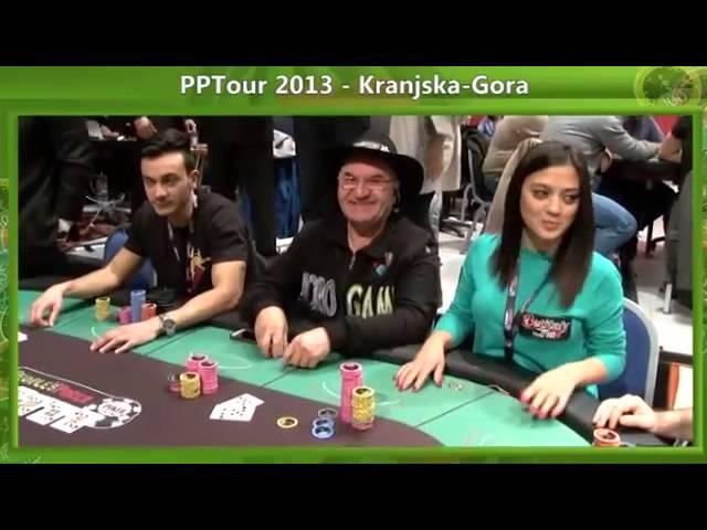 PPTour Kranjska Gora 2013 - Intervista a Sara Augenti e Toti Bond