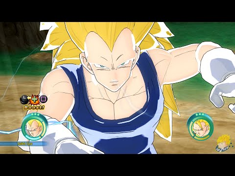 DragonBall Raging Blast: All Ultimate Attacks 【HD】