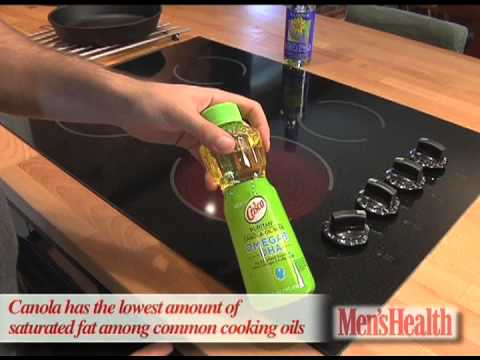 Which Cooking Oil is Best? Men's Health