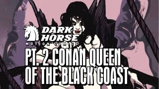 A Woman Who Knows No Mercy - Dark Horse Comics - Queen of The Black Coast pt. 2 (of 6)