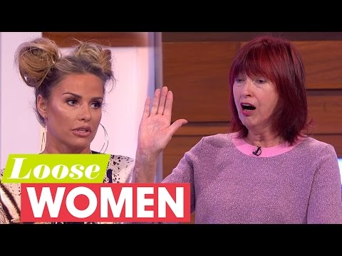 Katie Price And Janet On Speaking Ill Of The Dead | Loose Women
