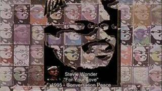 Video For your love Stevie Wonder