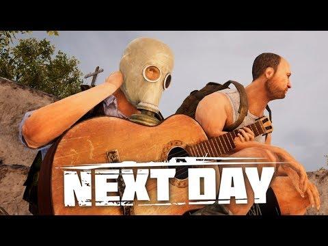 Next Day: Survival - СЕВЕРОУФИМСК! КОМАНДА БРЕЙНА И ЖЕНИ