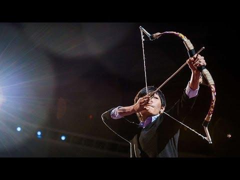 Dong Woo Jang: The art of bow-making