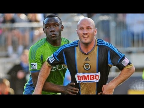 HIGHLIGHTS: Philadelphia Union vs. Seattle Sounders | May 4, 2013