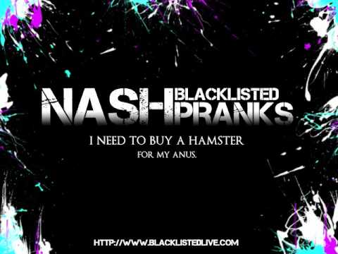 I Need to Buy a Hamster For My Anus - Prank Call