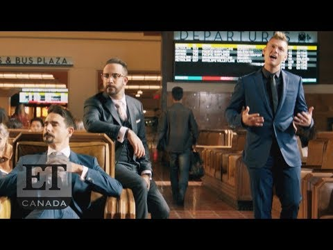 Reaction To Backstreet Boys' 'Chances'