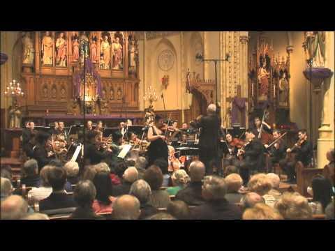 Dylana Jenson - Tchaikovsky Violin Concerto Mvt 2 & Mvt 3
