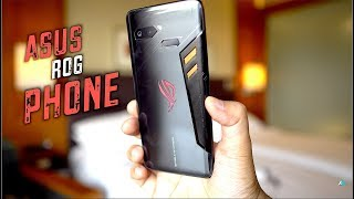 ASUS ROG Phone REVIEW and UNBOXING [CAMERA, GAMING, BENCHMARKS]