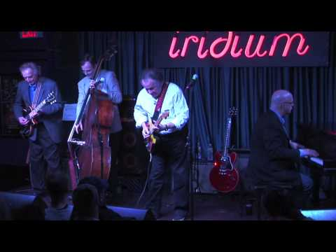 Arlen Roth with Les Paul Trio Mr. Sandman.mov
