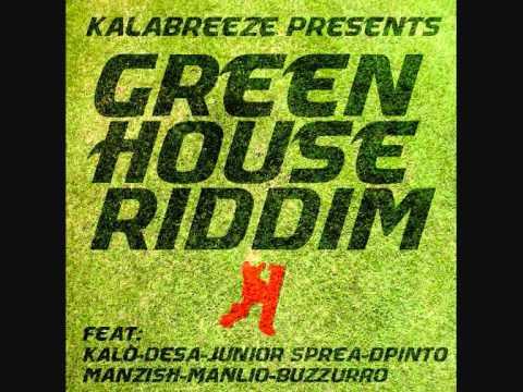 -Green House Riddim Mix + SuperCat RMX- Sept 2011 [Kalabreeze Prod.]