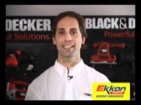 Inflador BLACK & DECKER ASI300 EKKON EXPERTOS
