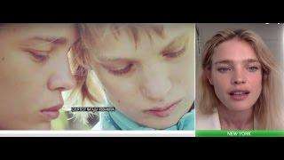 Natalia Vodianova's autistic sister