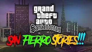 GTA SA: SAN FIERRO STORIES  ( Grand Theft Auto: San Andreas)