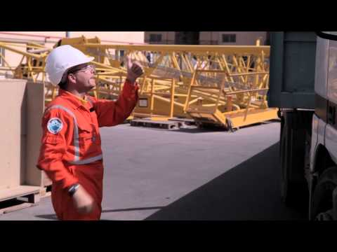 Maersk Oil Qatar - Incident Free Warehouse by Resolution Productions
