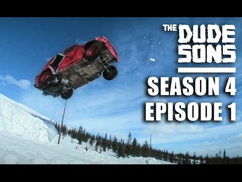 The Dudesons Season 4 Episode 1 follow The Leader: Winter Edition video