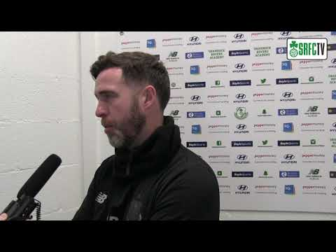 Stephen Bradley | Post Match Interview v Finn Harps | 11th October 2019