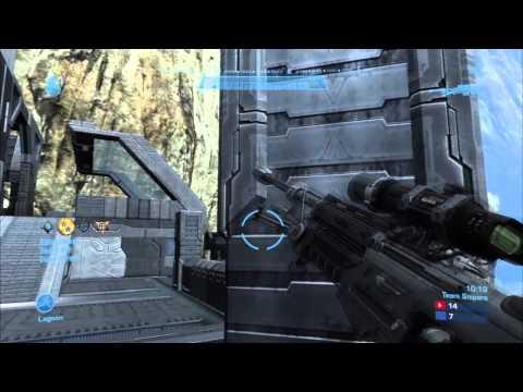 Halo Reach Episode 1 Short Clips- Double Noscope