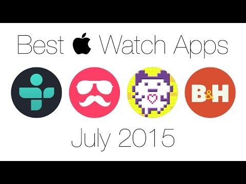 Best Apple Watch Apps: July 2015