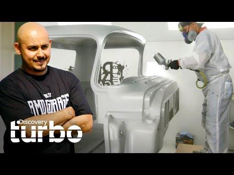 Pintura perfecta con Victor   RMD Garage   Discovery Turbo