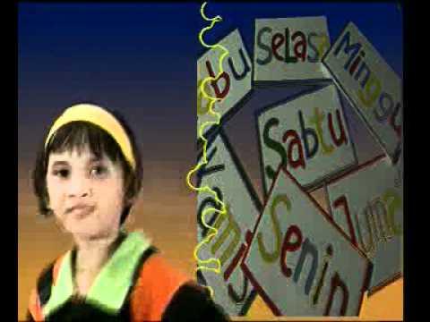 download lagu Nama Nama Hari - Lagu Anak-Anak Indonesi gratis