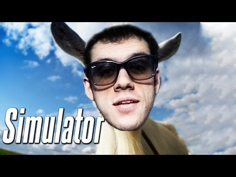 Goat Simulator - BU KEÇİ ÇILGIN!