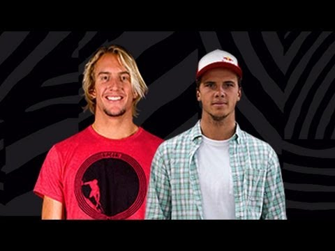 Quik Pro NY -- O. Wright, J. Wilson -- Quarter Finals H4