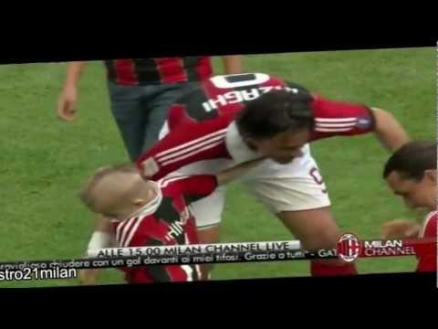 GoodBye AC Milan Legends [Part 1]